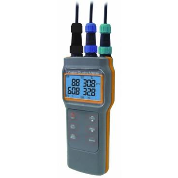 Multiparametru pentru masurarea pH, conductivitate, oxigen dizolvat, salinitate si temperatura 8603