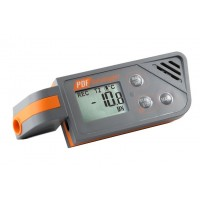 Inregistrator Dual Temperatura USB cu raport PDF 88161