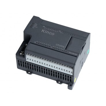PLC 24 Intrari/Iesiri Digitale cu iesiri pe releu