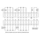 PLC 14 Intrari/Iesiri Digitale cu iesiri pe releu