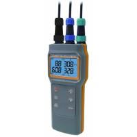 Multiparametru pentru masurarea pH, conductivitate, oxigen dizolvat, salinitate si temperatura.