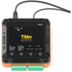Convertor protocol Modbus 4x RS232 la Ethernet cu LCD