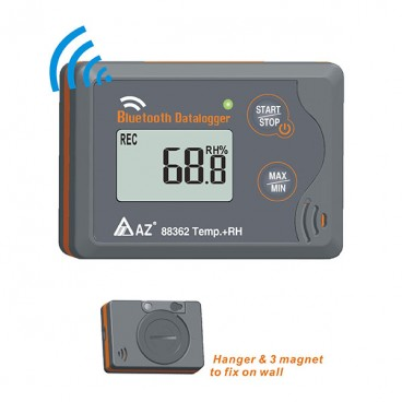 Inregistrator de temperatură si umiditate Bluetooth 4.0