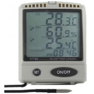 Inregistrator temperatura si umiditate cu SD Card 87799