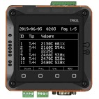 RS485 IP temperature and humidity monitoring module