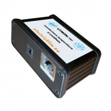 Modul monitorizare IP temperatura si umiditate WiFi