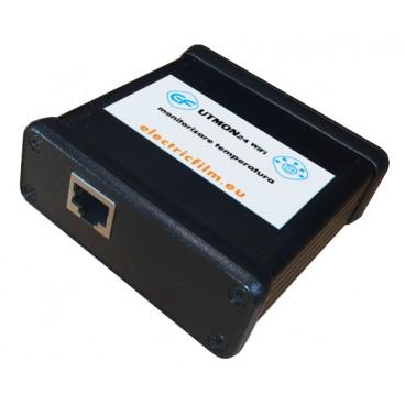 Modul monitorizare IP temperatura WiFi