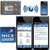 Inregistrator de temperatură Bluetooth 4.0