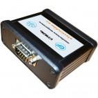 Modul monitorizare IP temperatura umiditate 4 senzori I2C conector serial