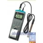 Inregistrator de ph/mv/temperatura si printer 9861