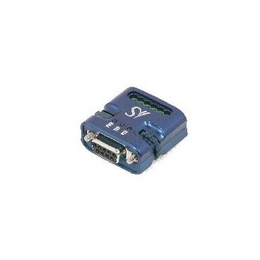 Convertor serial RS232 la RS422/RS485 cu autodetectie, mini