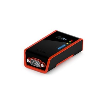 Convertor 3,5 porturi seriale Ethernet programabil DS1101